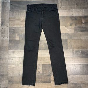 {7 For All Mankind} Straight Leg Jean Sz 30